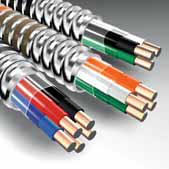 Midsouthglobal Net Ac Armored Mc Metal Clad Wire Cable