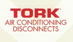 tork air conditioning ac a/c disconnects fused and non-fuses