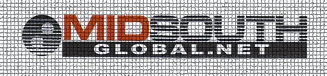 midsouthglobal.net logo on tile wall, call us for lighting products such as fluorescent emergency lighting ballasts